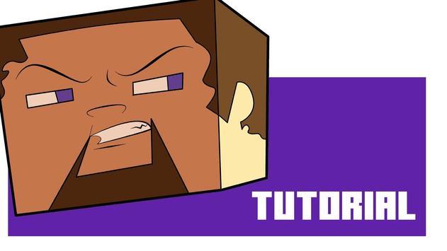Drawing Minecraft Characters Tutorial screenshot 2