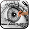 realistic eye drawing tutorial