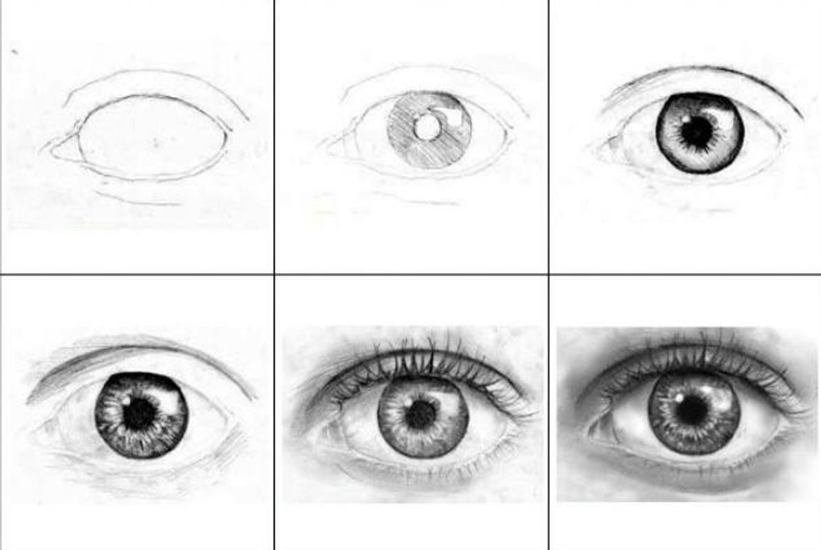 Realistic Eye Drawing Tutorial For Android Apk Download