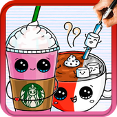 How to Draw Drinks icon