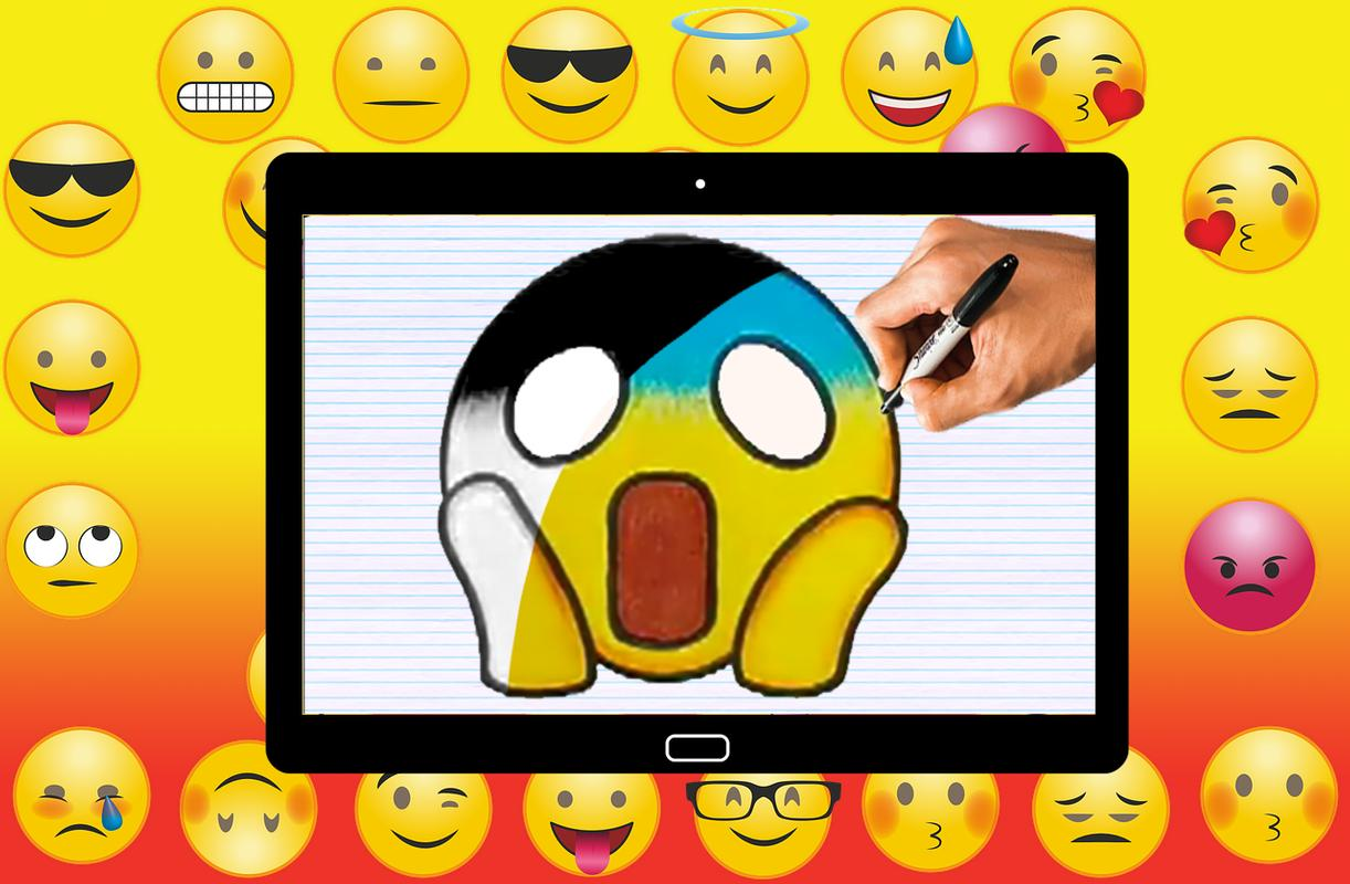 How To Draw Emoji Emoticons For Android Apk Download