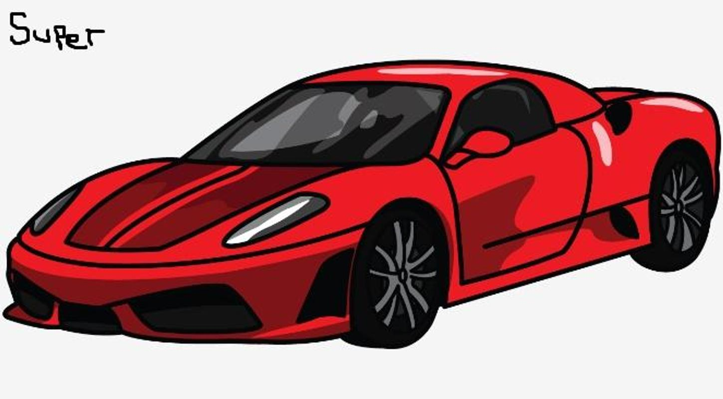 Drawing Sport Car Step By Step For Android Apk Download