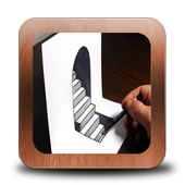 Draw 3D Step By Step icon