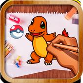 How To Draw Pokemons 2 icon
