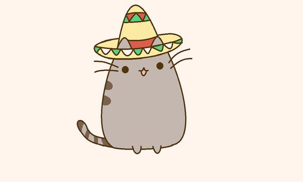 how to draw pusheen cat for android apk download