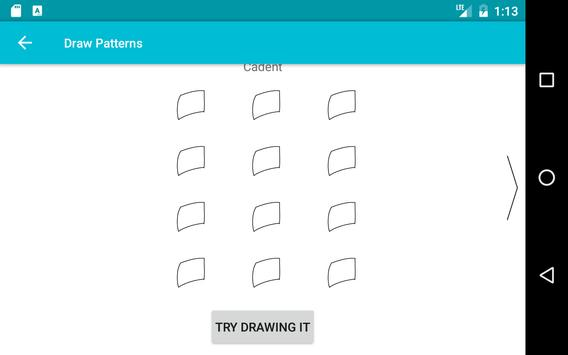 Draw Zen Patterns with Sketch screenshot 11