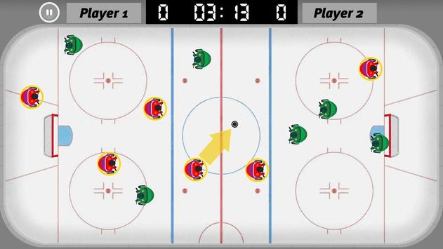 Hockey Stroke screenshot 1