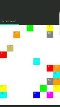 Cross2048 apk screenshot