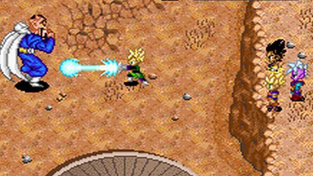 Dragon Goku Battle Buu Fury apk screenshot