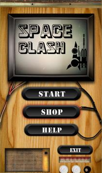 Space Clash poster