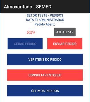 Almoxarifado_semed poster