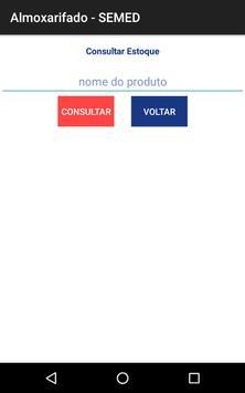 Almoxarifado_semed screenshot 1