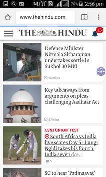 DialyNews screenshot 2