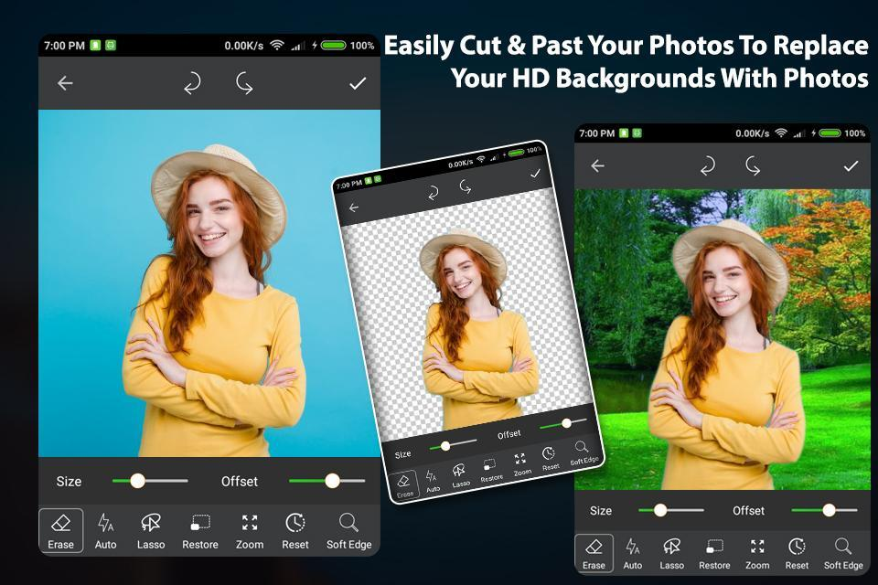 Auto Cut-Out, Photo Cut Paste Editor for Android - APK Download