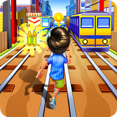 Subway Run: Endless Surfers icon