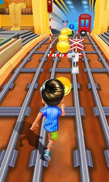 Subway Run: Endless Surfers screenshot 5