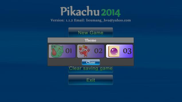 new Pikachu 2014 NO SMS,NO Ads screenshot 1