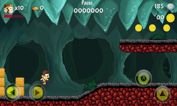 Endless Run Escape Jungle: Temple 2 apk screenshot