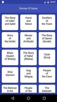 Stories of Quran screenshot 1