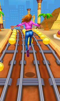 Rail Run:Bus Rusher apk screenshot