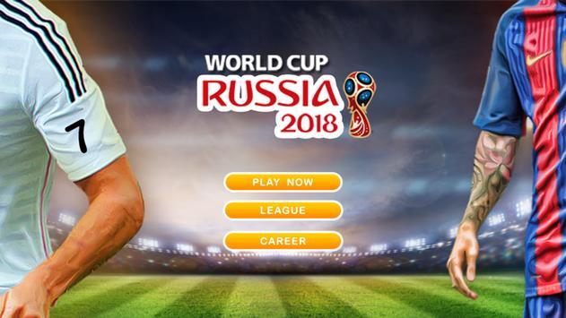 Soccer World Cup Russia 2018 screenshot 6