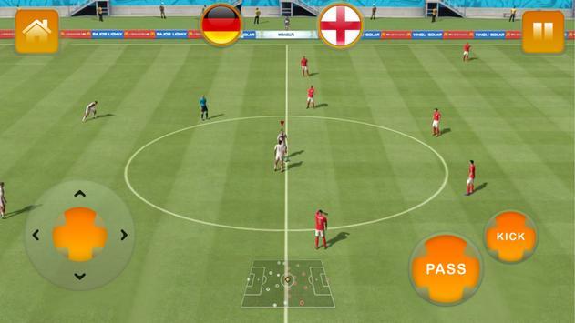 Soccer World Cup Russia 2018 screenshot 8