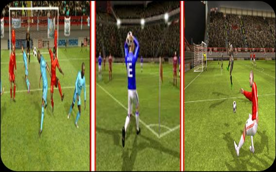 Guides Dream League Soccer 18 apk screenshot