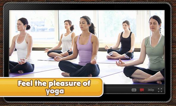 Yoga for everyone apk screenshot