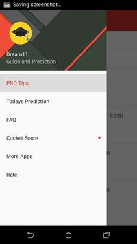 Predictions Dream 11 Pro Tips Expert poster