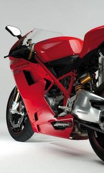 Wallpapers Ducati Suoer Sport poster
