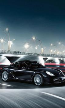 Wallpaper Porsche Cayman Turbo screenshot 1