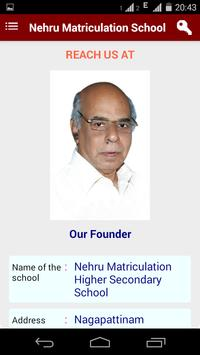 Nehru Matriculation School screenshot 3