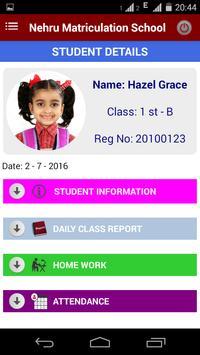 Nehru Matriculation School screenshot 5