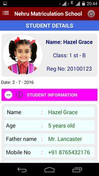Nehru Matriculation School screenshot 6