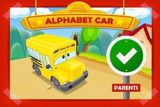 Alphabet Car: Learn ABC's Lite poster