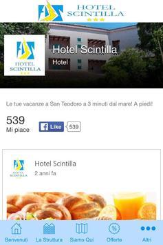 Hotel Scintilla poster