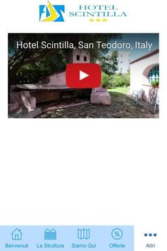 Hotel Scintilla apk screenshot
