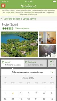 Hotel Sport screenshot 4