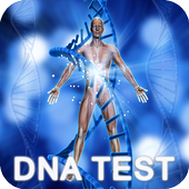 DNA scan Test prank 2017 icon