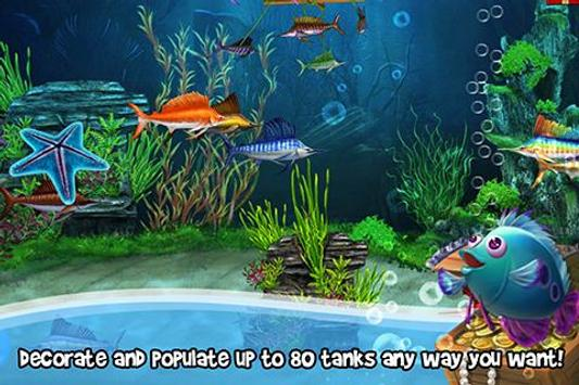 Dream Fish screenshot 1