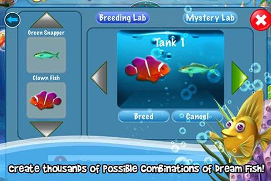 Dream Fish screenshot 2