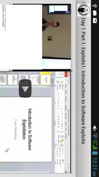 Open Security apk screenshot