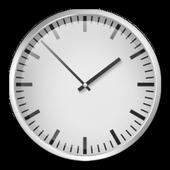 Flyer Clock skin Wall icon