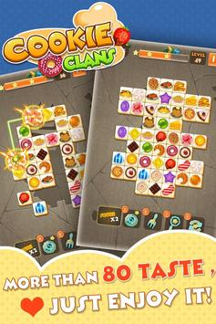 Cookie Puzzle screenshot 9