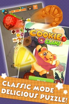 Cookie Puzzle screenshot 20