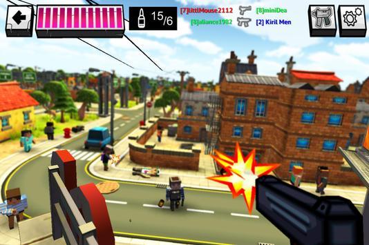 Street gangs. Multiplayer 3D apk screenshot