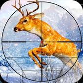 Deer Sniper Hunting 2018 : Free Deer Best Shooter icon