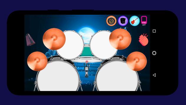 Drum Set screenshot 4
