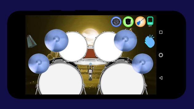 Drum Set screenshot 2