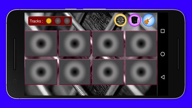 Electro Drum apk screenshot